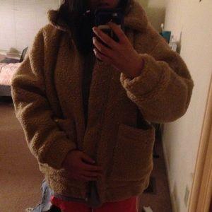 c4f1efda434667 Jackets   Coats - I AM GIA pixie coat